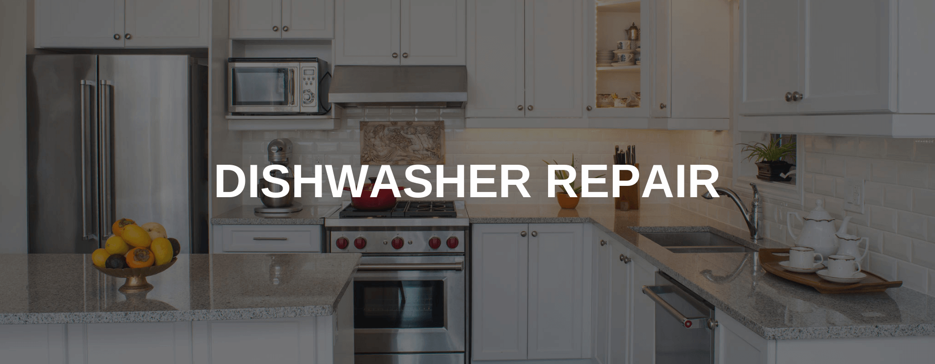 dishwasher repair alexandria