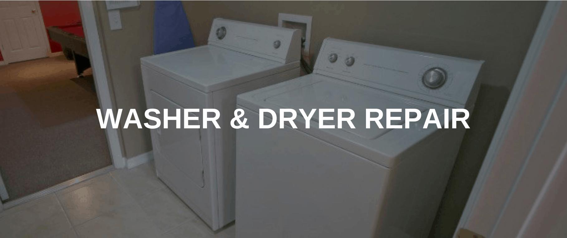 washing machine repair alexandria